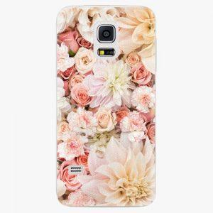 Plastový kryt iSaprio - Flower Pattern 06 - Samsung Galaxy S5 Mini