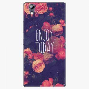 Plastový kryt iSaprio - Enjoy Today - Lenovo P70