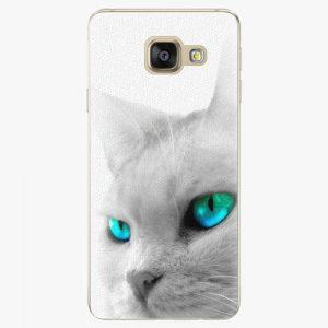 Plastový kryt iSaprio - Cats Eyes - Samsung Galaxy A3 2016