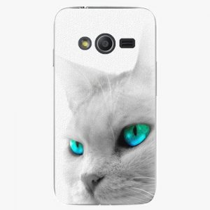 Plastový kryt iSaprio - Cats Eyes - Samsung Galaxy Trend 2 Lite