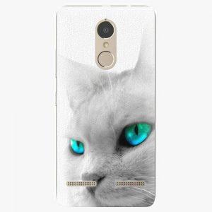 Plastový kryt iSaprio - Cats Eyes - Lenovo K6