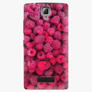 Plastový kryt iSaprio - Raspberry - Lenovo A2010