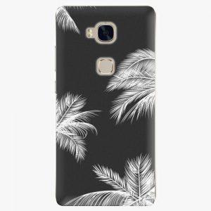 Plastový kryt iSaprio - White Palm - Huawei Honor 5X
