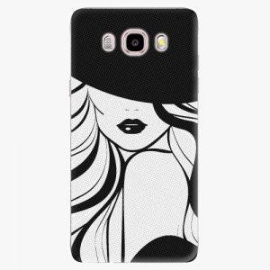 Plastový kryt iSaprio - First Lady - Samsung Galaxy J5 2016