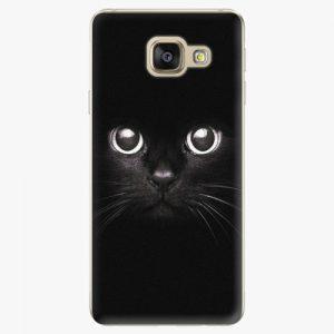 Plastový kryt iSaprio - Black Cat - Samsung Galaxy A3 2016