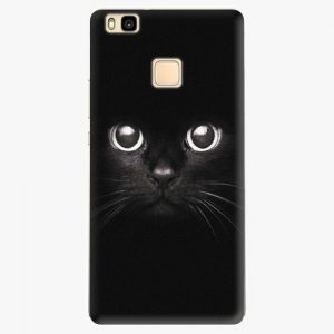 Plastový kryt iSaprio - Black Cat - Huawei Ascend P9 Lite