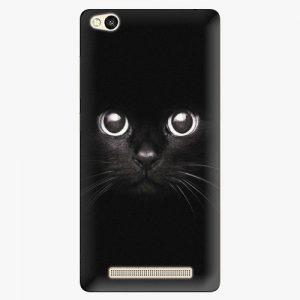 Plastový kryt iSaprio - Black Cat - Xiaomi Redmi 3