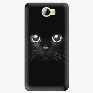 Plastový kryt iSaprio - Black Cat - Huawei Y5 II / Y6 II Compact