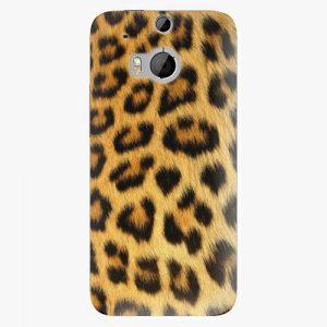 Plastový kryt iSaprio - Jaguar Skin - HTC One M8