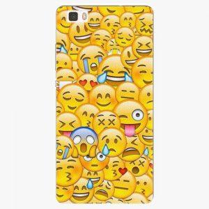 Plastový kryt iSaprio - Emoji - Huawei Ascend P8 Lite