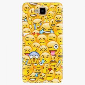 Plastový kryt iSaprio - Emoji - Huawei Y6 Pro