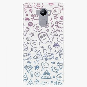 Plastový kryt iSaprio - Funny Clouds - Xiaomi Redmi 4 / 4 PRO / 4 PRIME