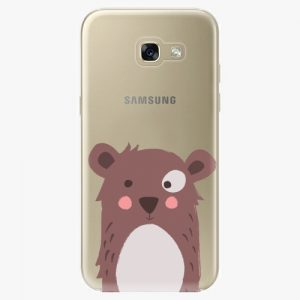 Plastový kryt iSaprio - Brown Bear - Samsung Galaxy A5 2017