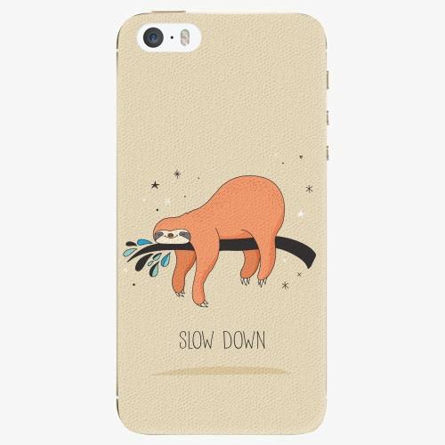 Plastový kryt iSaprio - Slow Down - iPhone 5 5S SE - Kryty a pouzdra ... aad4ec57068