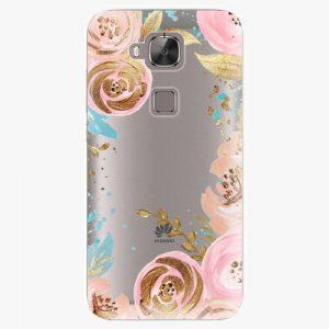 Plastový kryt iSaprio - Golden Youth - Huawei Ascend G8