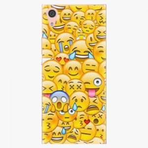 Plastový kryt iSaprio - Emoji - Sony Xperia XA1