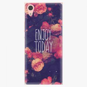 Plastový kryt iSaprio - Enjoy Today - Sony Xperia XA1