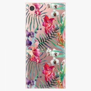 Plastový kryt iSaprio - Flower Pattern 03 - Sony Xperia XA1