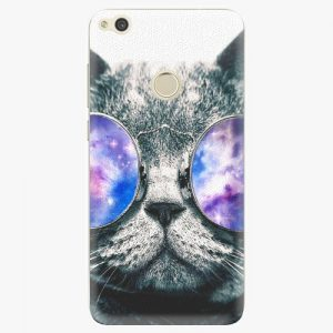 Plastový kryt iSaprio - Galaxy Cat - Huawei P9 Lite 2017