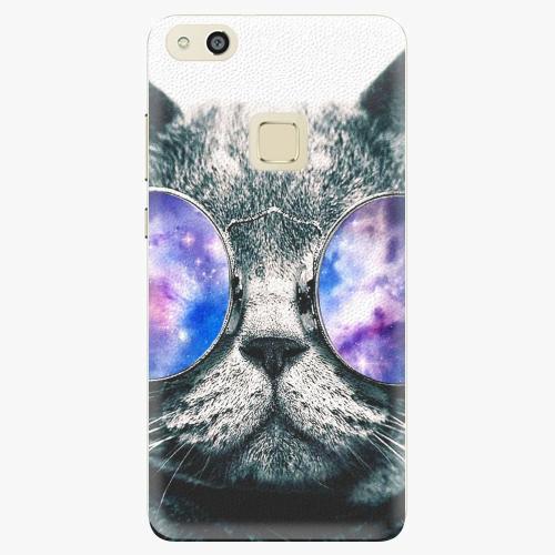 Plastový kryt iSaprio - Galaxy Cat - Huawei P10 Lite