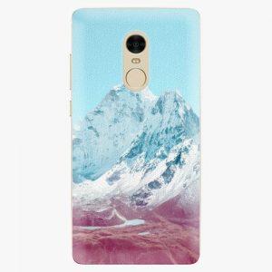 Plastový kryt iSaprio - Highest Mountains 01 - Xiaomi Redmi Note 4