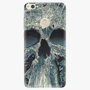 Plastový kryt iSaprio - Abstract Skull - Huawei P8 Lite 2017