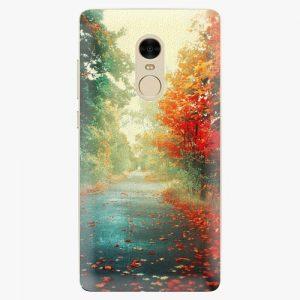 Plastový kryt iSaprio - Autumn 03 - Xiaomi Redmi Note 4