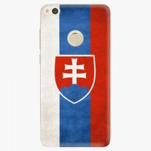 Plastový kryt iSaprio - Slovakia Flag - Huawei P8 Lite 2017