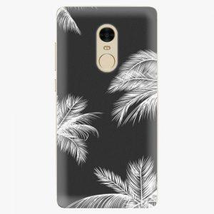 Plastový kryt iSaprio - White Palm - Xiaomi Redmi Note 4