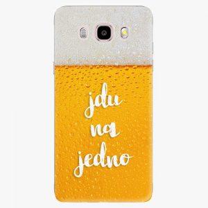 Plastový kryt iSaprio - Jdu na jedno - Samsung Galaxy J5 2016
