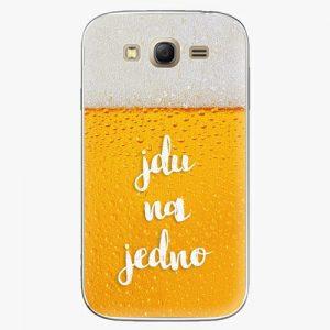Plastový kryt iSaprio - Jdu na jedno - Samsung Galaxy Grand Neo Plus