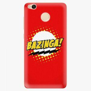 Plastový kryt iSaprio - Bazinga 01 - Xiaomi Redmi 4X