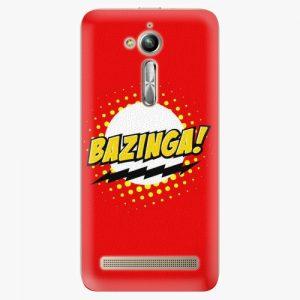 Plastový kryt iSaprio - Bazinga 01 - Asus ZenFone Go ZB500KL