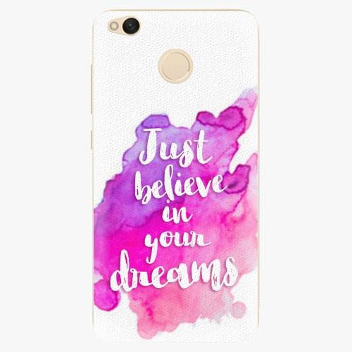 Plastový kryt iSaprio - Believe - Xiaomi Redmi 4X