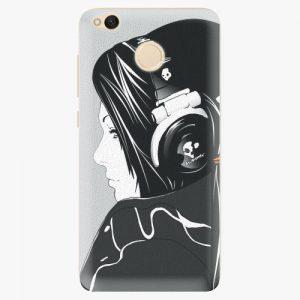 Plastový kryt iSaprio - Headphones - Xiaomi Redmi 4X